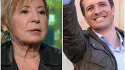 Los dos 'palos' de Celia Villalobos a Pablo Casado en 'LaSexta