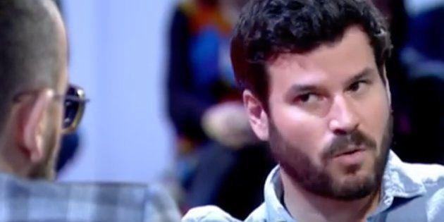 Willy Bárcenas se sincera con Risto Mejide en 'Chester' (Cuatro):