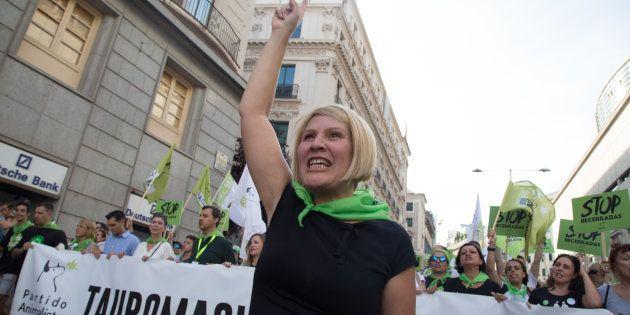 Silvia Barquero, presidenta de