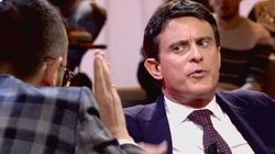 El encontronazo en 'Chester' entre Risto y Manuel Valls por una pregunta sobre el metro de