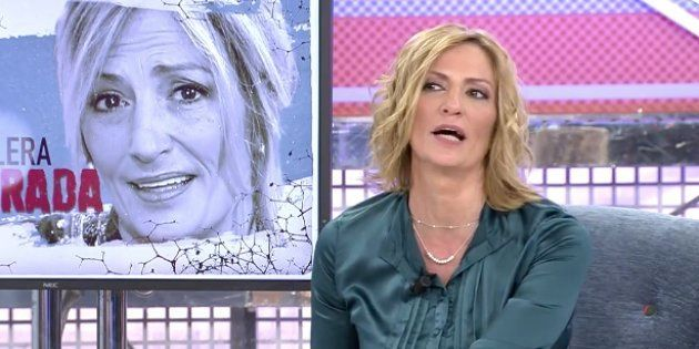 María José Galera, en 'Sábado Deluxe'