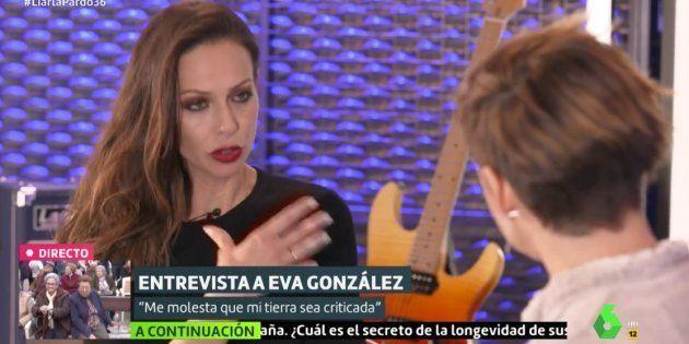 Eva González en