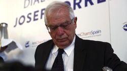 Borrell advierte al Gobierno sobre una futura negociación con el independentismo
