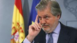 Méndez de Vigo anuncia que deja la