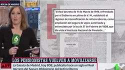 El lío de una reportera de 'Al Rojo Vivo' (laSexta) en pleno directo: