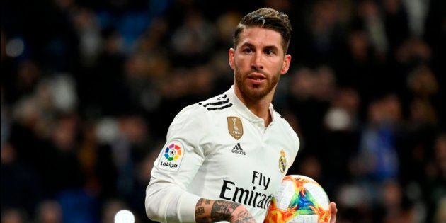 Sergio Ramos asume sus errores en
