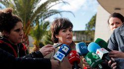 La advertencia del PSOE a Sáenz de Santamaría tras fichar por