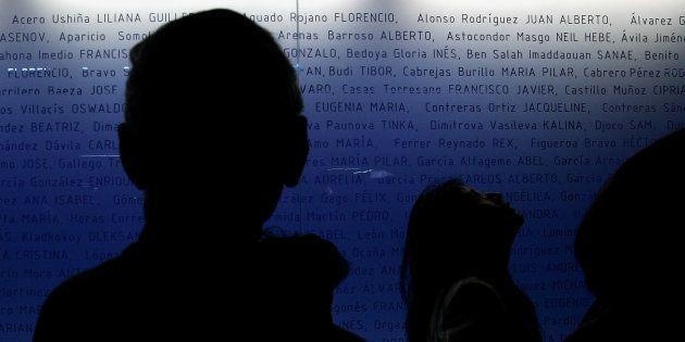 Monumento a las víctimas del 11-M en