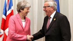 May viaja a Estrasburgo para intentar salvar su pacto, horas antes de que se vote en los
