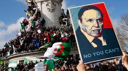 El presidente argelino Buteflika cede ante las protestas y renuncia a presentarse a un nuevo