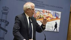 Borrell avisa a Torra de que el Estado tiene