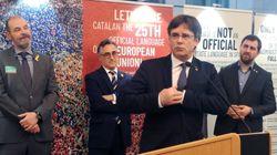 Puigdemont se compromete a volver a Cataluña si es elegido