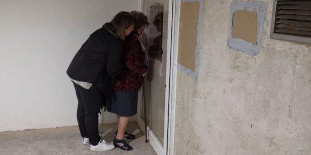 Permiten a familias de víctimas acceder a la cripta del Valle de los
