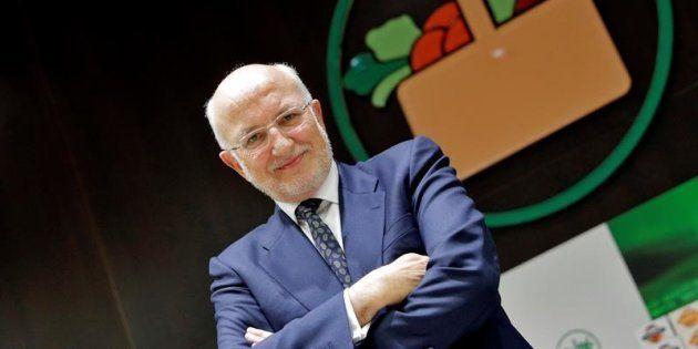 El presidente de Mercadona, Juan