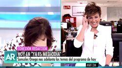 La cómica confusión de Sonsoles Ónega y Ana Rosa Quintana en directo: