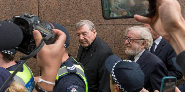 El ex número 3 de Vaticano, George
