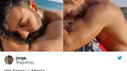 Las fotos que demuestran que Agoney y Pablo Alborán son la misma