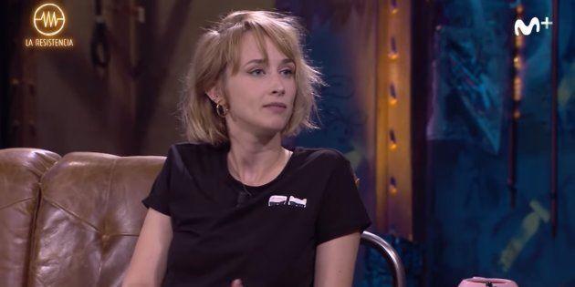 Ingrid García-Jonsson en 'La