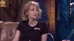 La actriz Ingrid García-Jonsson cuenta en 'La Resistencia' que ha sufrido acoso
