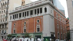 Madrid tramita la licencia para reabrir el Palacio de la Música como