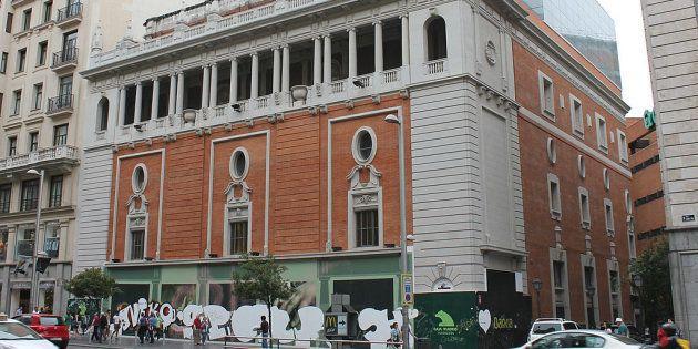 El Palacio de la Música, en
