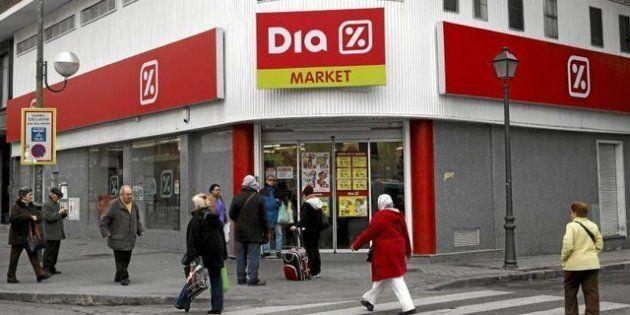 Una tienda de la cadena de supermercados