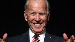 조 바이든 전 미국 부통령이 '실수로' 대선 출마를 선언할