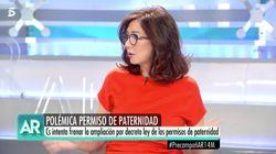 Monedero le dice a Ana Rosa que es derechas y ella responde así de contundente: