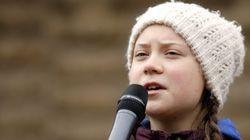 La joven activista sueca Greta Thunberg, nominada al Nobel de la