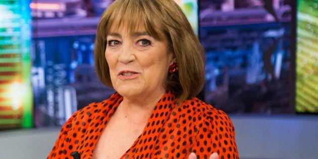 Carmen Maura, en 'El Hormiguero' (Antena