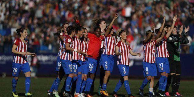 El Wanda Metropolitano se llenará para ver un partido de fútbol ... 2a10ab3d11733