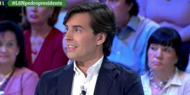 Pablo Montesinos en 'La Sexta