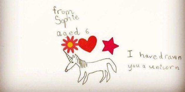 El mensaje enviado por Sophie a