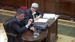 Diario del juicio del 'procés', día 17: Trapero aguanta los embates de las