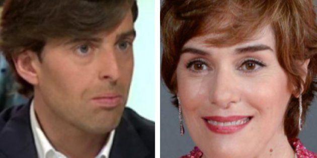 Pablo Montesinos y Anabel