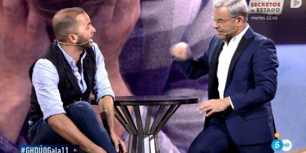 Antonio Tejado y JJ Vázquez en 'GH