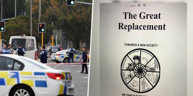 Christchurch: la teoría de la conspiración que obsesionaba al
