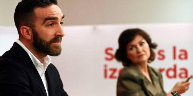 Las socialistas piden al número 2 por Barcelona que se desmarque de los vientres de