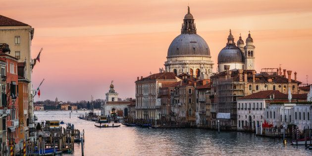 Barrrio de Dorsoduro, en Venecia