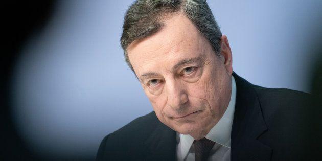 Mario Draghi, presidente del