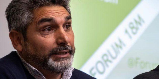 Juan José Cortés, padre de la niña Mariluz, será el número uno del PP en la provincia de Huelva para...