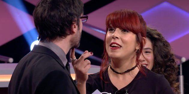 Úrsula y Juanra Bonet en 'Boom' (Antena