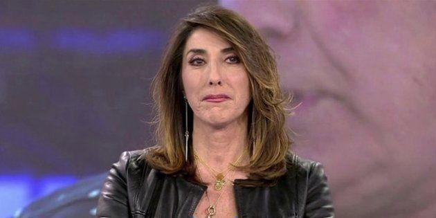 Paz Padilla (Telecinco) presume de hija por este