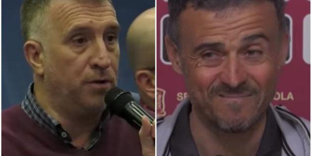 Fernando Burgos y Luis