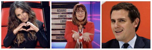 La relación de Malú y Albert Rivera, según Esperanza Gracia (Telecinco):