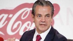 El exvicepresidente de Coca-Cola, número dos de Ciudadanos por