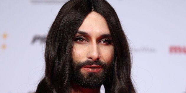 El radical cambio de 'look' de Conchita