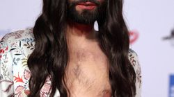 El radical cambio de 'look' de Conchita