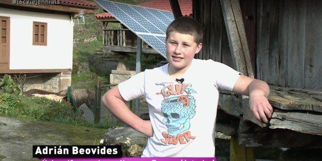 Adrián, el niño asturiano de 13 años que triunfa con lo que dijo en 'LaSexta
