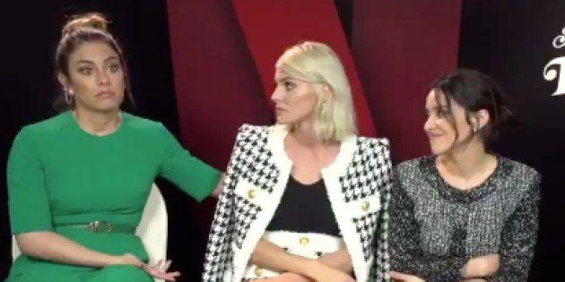 El tremendo lío de Blanca Suárez y Amaia Salamanca con